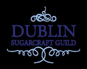 Dublin Sugarcraft Guild -Best in Class Wedding Cakes Winner