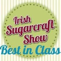 Irish Sugarcraft Show - Best in Class